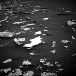 Nasa's Mars rover Curiosity acquired this image using its Right Navigation Camera on Sol 1635, at drive 2112, site number 61