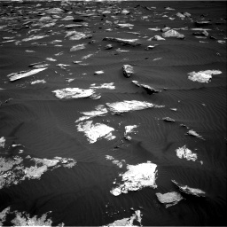 Nasa's Mars rover Curiosity acquired this image using its Right Navigation Camera on Sol 1635, at drive 2136, site number 61