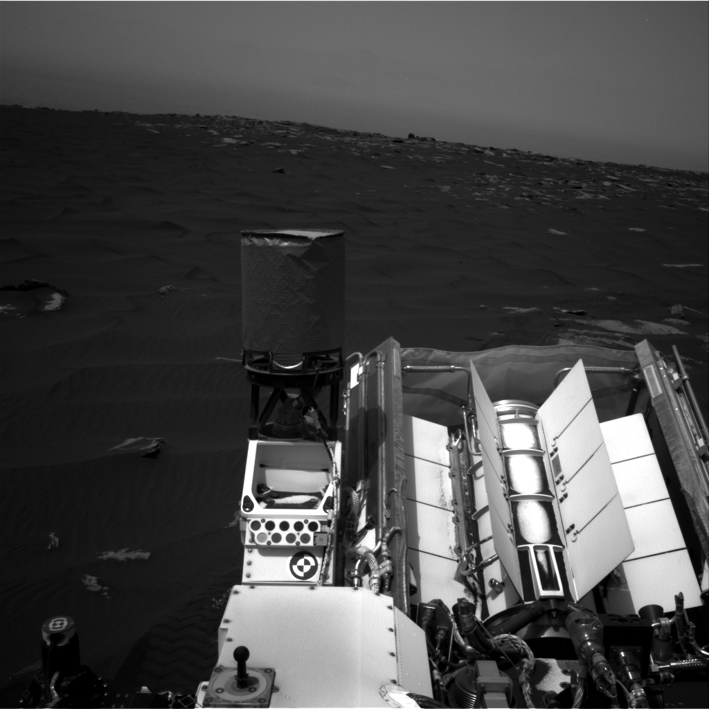 Nasa's Mars rover Curiosity acquired this image using its Right Navigation Camera on Sol 1635, at drive 2148, site number 61