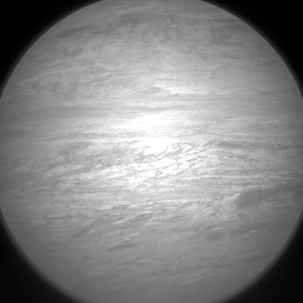 Nasa's Mars rover Curiosity acquired this image using its Chemistry & Camera (ChemCam) on Sol 1636, at drive 2148, site number 61