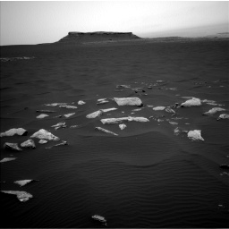 Nasa's Mars rover Curiosity acquired this image using its Left Navigation Camera on Sol 1636, at drive 2148, site number 61