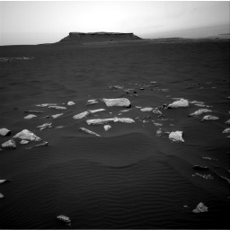 Nasa's Mars rover Curiosity acquired this image using its Right Navigation Camera on Sol 1636, at drive 2148, site number 61