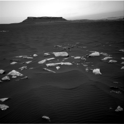 Nasa's Mars rover Curiosity acquired this image using its Right Navigation Camera on Sol 1636, at drive 2154, site number 61