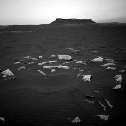 Nasa's Mars rover Curiosity acquired this image using its Right Navigation Camera on Sol 1636, at drive 2160, site number 61