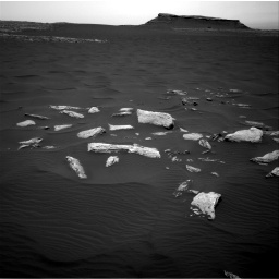 Nasa's Mars rover Curiosity acquired this image using its Right Navigation Camera on Sol 1636, at drive 2172, site number 61