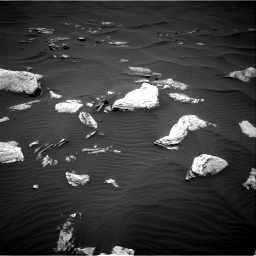Nasa's Mars rover Curiosity acquired this image using its Right Navigation Camera on Sol 1636, at drive 2226, site number 61