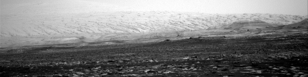 Nasa's Mars rover Curiosity acquired this image using its Right Navigation Camera on Sol 1636, at drive 2232, site number 61