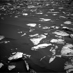 Nasa's Mars rover Curiosity acquired this image using its Left Navigation Camera on Sol 1639, at drive 2328, site number 61