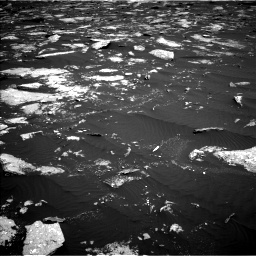 Nasa's Mars rover Curiosity acquired this image using its Left Navigation Camera on Sol 1639, at drive 2394, site number 61