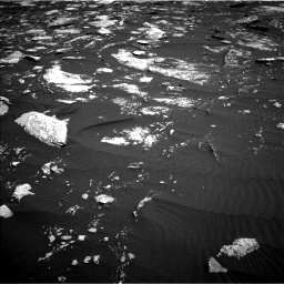 Nasa's Mars rover Curiosity acquired this image using its Left Navigation Camera on Sol 1639, at drive 2430, site number 61