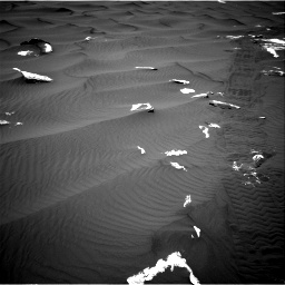 Nasa's Mars rover Curiosity acquired this image using its Right Navigation Camera on Sol 1639, at drive 2250, site number 61