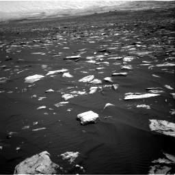 NASA's Mars rover Curiosity acquired this image using its Right Navigation Cameras (Navcams) on Sol 1639