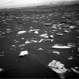 Nasa's Mars rover Curiosity acquired this image using its Right Navigation Camera on Sol 1639, at drive 2268, site number 61