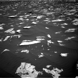 Nasa's Mars rover Curiosity acquired this image using its Right Navigation Camera on Sol 1639, at drive 2274, site number 61
