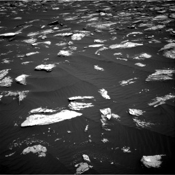 Nasa's Mars rover Curiosity acquired this image using its Right Navigation Camera on Sol 1639, at drive 2280, site number 61