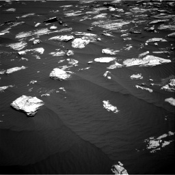 Nasa's Mars rover Curiosity acquired this image using its Right Navigation Camera on Sol 1639, at drive 2292, site number 61