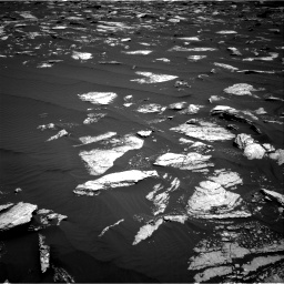 Nasa's Mars rover Curiosity acquired this image using its Right Navigation Camera on Sol 1639, at drive 2328, site number 61