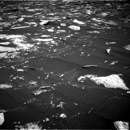 Nasa's Mars rover Curiosity acquired this image using its Right Navigation Camera on Sol 1639, at drive 2394, site number 61