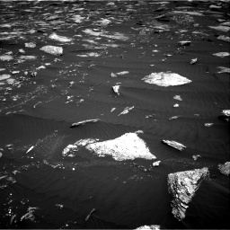 Nasa's Mars rover Curiosity acquired this image using its Right Navigation Camera on Sol 1639, at drive 2406, site number 61