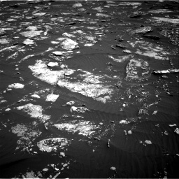 Nasa's Mars rover Curiosity acquired this image using its Right Navigation Camera on Sol 1639, at drive 2448, site number 61
