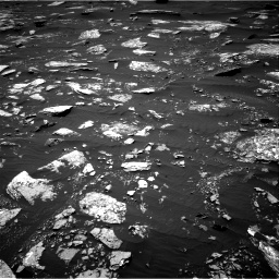 Nasa's Mars rover Curiosity acquired this image using its Right Navigation Camera on Sol 1642, at drive 2496, site number 61