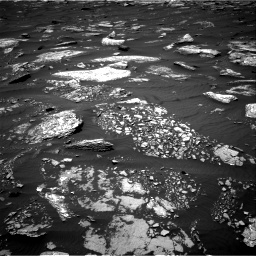 Nasa's Mars rover Curiosity acquired this image using its Right Navigation Camera on Sol 1642, at drive 2508, site number 61