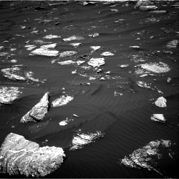 Nasa's Mars rover Curiosity acquired this image using its Right Navigation Camera on Sol 1642, at drive 2562, site number 61