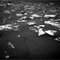 Nasa's Mars rover Curiosity acquired this image using its Right Navigation Camera on Sol 1642, at drive 2652, site number 61