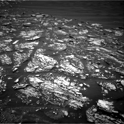 Nasa's Mars rover Curiosity acquired this image using its Right Navigation Camera on Sol 1642, at drive 2700, site number 61