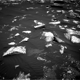 Nasa's Mars rover Curiosity acquired this image using its Right Navigation Camera on Sol 1642, at drive 2730, site number 61
