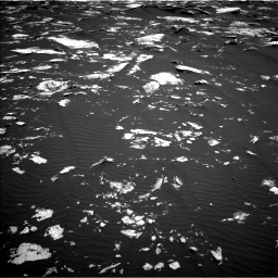 Nasa's Mars rover Curiosity acquired this image using its Left Navigation Camera on Sol 1643, at drive 3052, site number 61