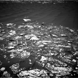 Nasa's Mars rover Curiosity acquired this image using its Right Navigation Camera on Sol 1643, at drive 2764, site number 61