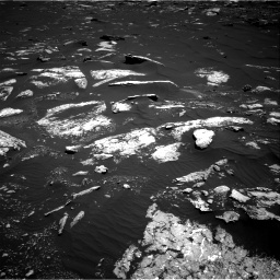 NASA's Mars rover Curiosity acquired this image using its Right Navigation Cameras (Navcams) on Sol 1643