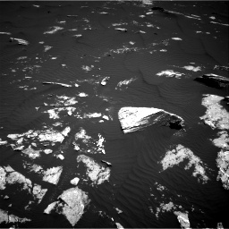 Nasa's Mars rover Curiosity acquired this image using its Right Navigation Camera on Sol 1643, at drive 2938, site number 61