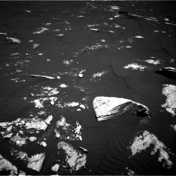 Nasa's Mars rover Curiosity acquired this image using its Right Navigation Camera on Sol 1643, at drive 2944, site number 61