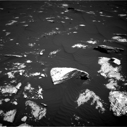 Nasa's Mars rover Curiosity acquired this image using its Right Navigation Camera on Sol 1643, at drive 2950, site number 61