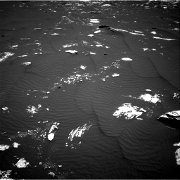 Nasa's Mars rover Curiosity acquired this image using its Right Navigation Camera on Sol 1643, at drive 2962, site number 61