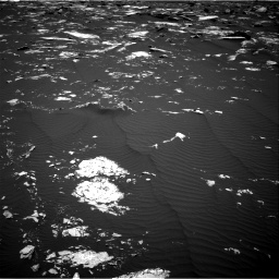 Nasa's Mars rover Curiosity acquired this image using its Right Navigation Camera on Sol 1643, at drive 3022, site number 61
