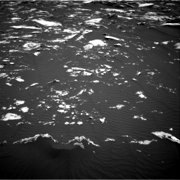 Nasa's Mars rover Curiosity acquired this image using its Right Navigation Camera on Sol 1643, at drive 3046, site number 61