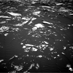 Nasa's Mars rover Curiosity acquired this image using its Right Navigation Camera on Sol 1643, at drive 3058, site number 61