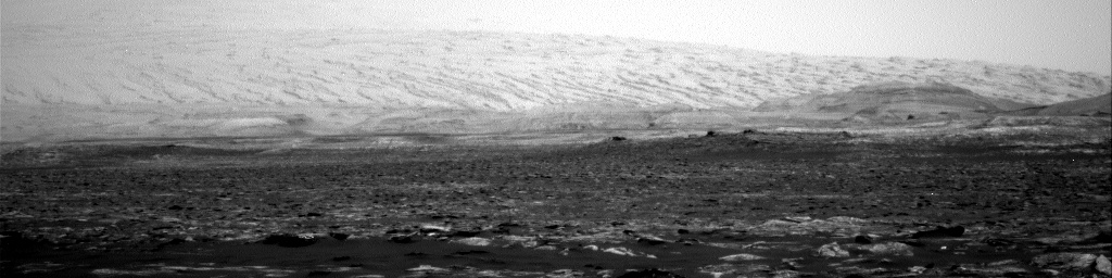 Nasa's Mars rover Curiosity acquired this image using its Right Navigation Camera on Sol 1643, at drive 3076, site number 61