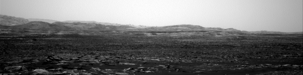 Nasa's Mars rover Curiosity acquired this image using its Right Navigation Camera on Sol 1645, at drive 3076, site number 61
