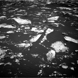 Nasa's Mars rover Curiosity acquired this image using its Right Navigation Camera on Sol 1645, at drive 3082, site number 61