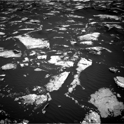 Nasa's Mars rover Curiosity acquired this image using its Right Navigation Camera on Sol 1645, at drive 3088, site number 61