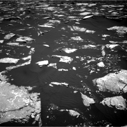 Nasa's Mars rover Curiosity acquired this image using its Right Navigation Camera on Sol 1645, at drive 3106, site number 61