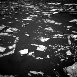 Nasa's Mars rover Curiosity acquired this image using its Right Navigation Camera on Sol 1645, at drive 3112, site number 61