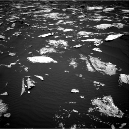Nasa's Mars rover Curiosity acquired this image using its Right Navigation Camera on Sol 1645, at drive 3130, site number 61