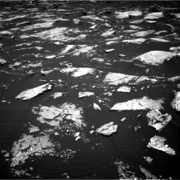 Nasa's Mars rover Curiosity acquired this image using its Right Navigation Camera on Sol 1645, at drive 3148, site number 61