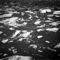 Nasa's Mars rover Curiosity acquired this image using its Right Navigation Camera on Sol 1645, at drive 3166, site number 61
