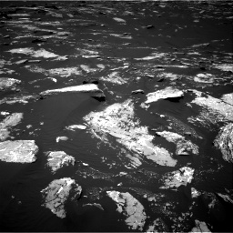 Nasa's Mars rover Curiosity acquired this image using its Right Navigation Camera on Sol 1645, at drive 3202, site number 61